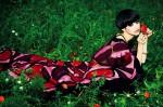 Kiko Mizuhara by Ellen Von Unwerth