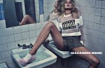 ALEXANDER WANG S/S 2014 Campaign