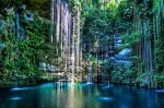 Cenote of Mexico
