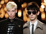 Runway Hairstyle Fall 2014 Menswear Collection